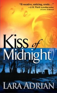 Book Review: Kiss of Midnight by Lara Adrian