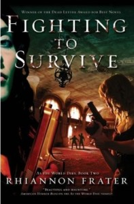Book Review: Fighting To Survive by Rhiannon Frater