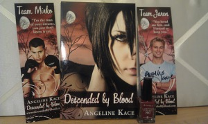 Guest Post & Giveaway with Angeline Kace